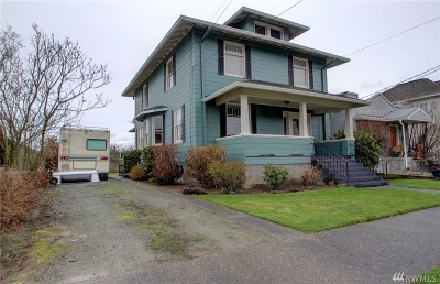 Mount Vernon Single Family Home Sold: 1415 S 3rd St