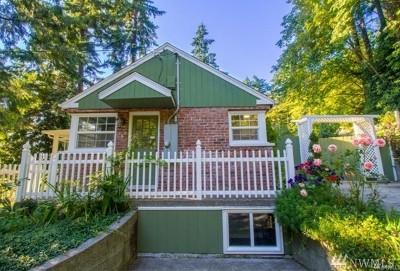 Mount Vernon Single Family Home Sold: 1600 Blodgett Rd