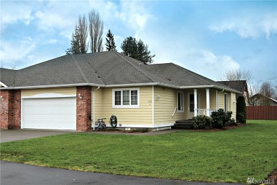 Nooksack Condo/Townhouse Sold: 200 W Second St #A