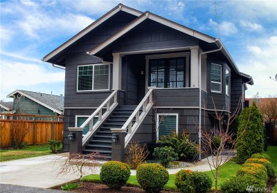 Seattle Single Family Home For Sale: 4021 59th Ave SW