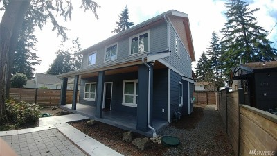Condo/Townhouse Sold: 14349 Dayton Ave N #1