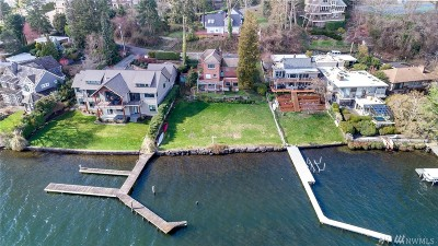Mercer Island Residential Lots & Land For Sale: 8424 Benotho Place