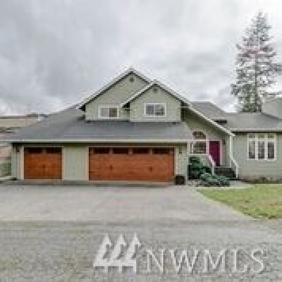 Single Family Home For Sale: 119 Sea Pines Lane
