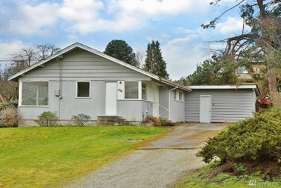 Langley Single Family Home Sold: 415 3rd St