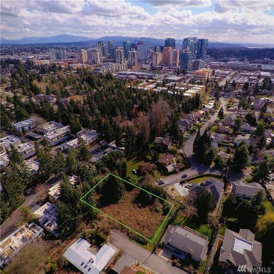 Bellevue Residential Lots & Land For Sale: 10117 NE 16th Place