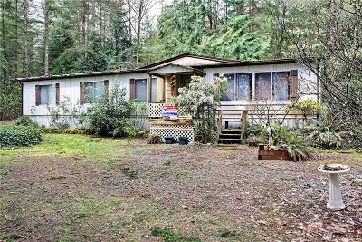 Poulsbo Single Family Home Pending BU Requested: 1959 NW Sherman Hill Rd