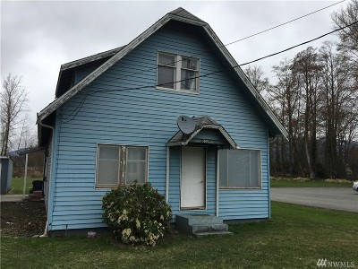 Sedro Woolley Single Family Home For Sale: 502 W State St
