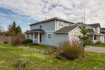 Sedro Woolley Single Family Home Sold: 1289 Arrezo Dr