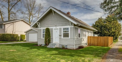 Lynden Single Family Home Sold: 208 Lawrence St