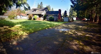 Tumwater Single Family Home For Sale: 2622 70th Ave SW