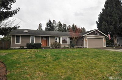 Lynden Single Family Home Sold: 818 Vine Cir