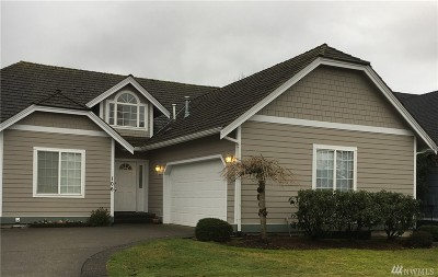 Lynden Single Family Home Sold: 106 Twin Sister Loop