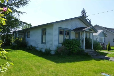 Sedro Woolley Single Family Home Sold: 739 State St