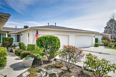 Anacortes WA Condo/Townhouse Sold: $276,500