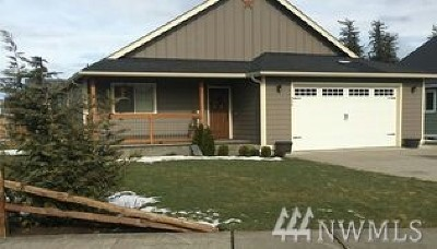 Nooksack Single Family Home Sold: 406 Harrison Lane