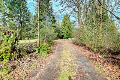 Bothell WA Residential Lots & Land For Sale: $1,900,000