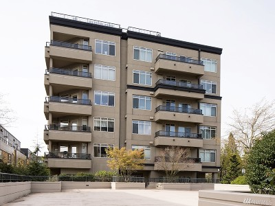 Condo/Townhouse Sold: 900 Aurora Ave N #S605
