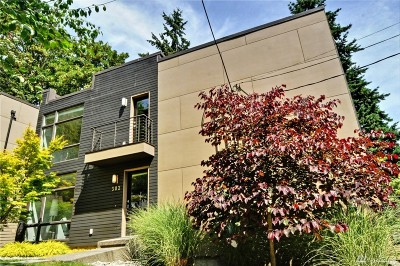 Condo/Townhouse For Sale: 306 W Raye St