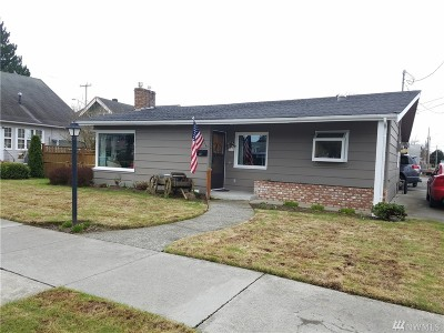 Lynden Single Family Home Sold: 207 10th St