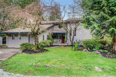 Arlington Single Family Home For Sale: 16004 10th Ave NW