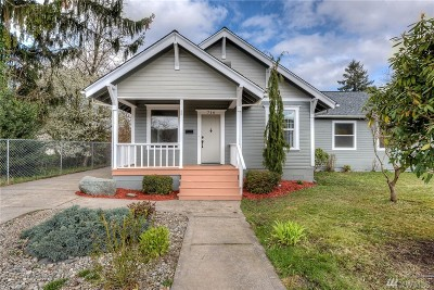 Sedro Woolley Single Family Home Sold: 716 Jameson St