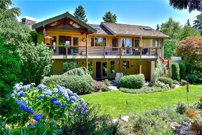 Blaine Single Family Home Sold: 8789 Wood Duck Way