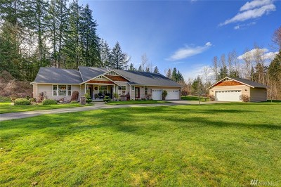 Lake Tapps Single Family Home For Sale: 5702 190th Ave E