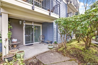 Condo/Townhouse Sold: 19410 Bothell Wy NE #D102