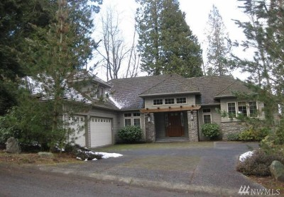 Blaine Single Family Home Sold: 5416 Canvasback Rd