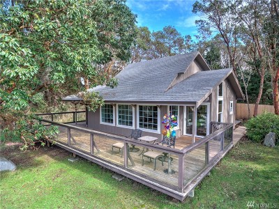 Single Family Home For Sale: 179 Cape Dr