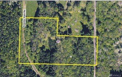 Residential Lots & Land For Sale: Cowlitz Vista Rd