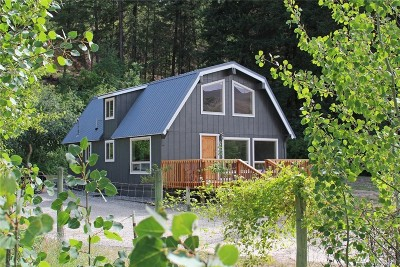 Twisp Single Family Home For Sale: 128 Poorman Creek Rd