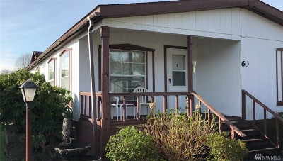 Mobile Home Sold: 212 Old Owen Rd #60