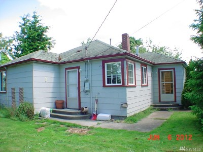 Anacortes Single Family Home For Sale: 1918 12th St