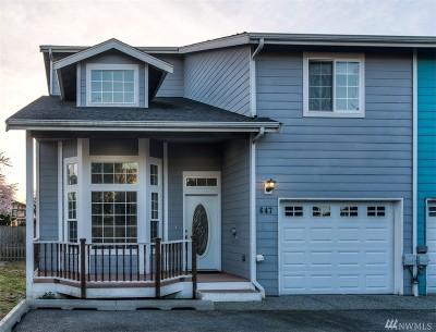Burlington Condo/Townhouse Sold: 647 Sandpiper Place #4