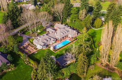Bellevue Single Family Home For Sale: 4 Diamond S Ranch