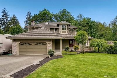 Everett Single Family Home For Sale: 5734 Sound Ave