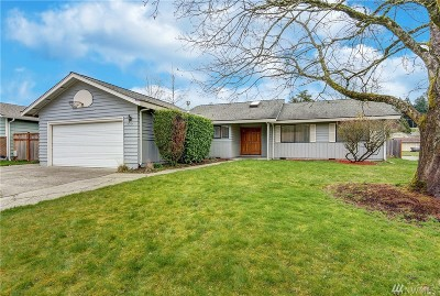Kirkland WA Single Family Home Sold: $550,000