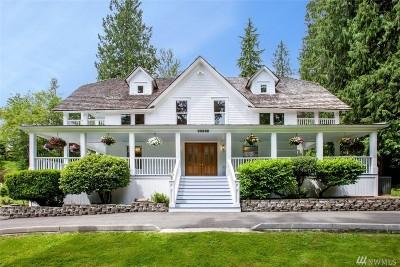Ashford Single Family Home For Sale: 30715 Mt. Tahoma Canyon Rd E