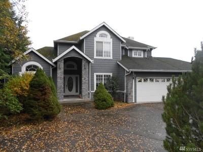 Anacortes WA Single Family Home Sold: $292,600