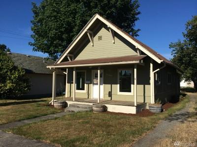 Single Family Home Sold: 1024 E St