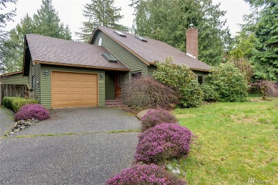 Single Family Home Sold: 2496 Yew Street Rd