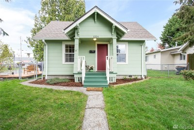 Single Family Home Sold: 1224 S Monroe St