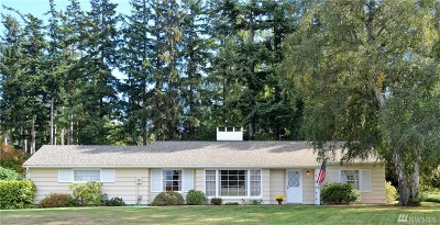 Single Family Home For Sale: 313 Bayside Rd