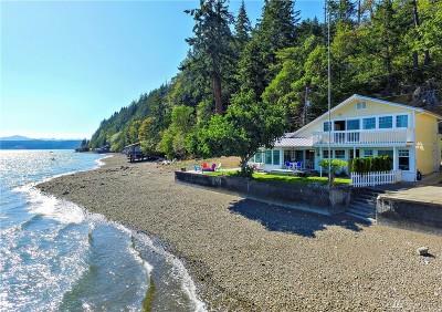 Single Family Home For Sale: 17201 NE North Shore Rd