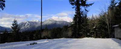 Mason County Residential Lots & Land For Sale: 6401 N Lake Cushman Rd