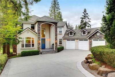 Carnation Single Family Home For Sale: 11006 W Lake Joy Dr NE
