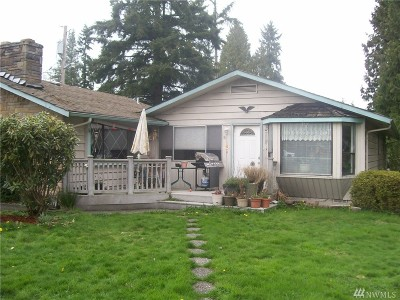 Everett Single Family Home For Sale: 2625 132nd St SE
