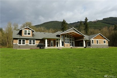 Arlington Single Family Home For Sale: 17027 313th St NE
