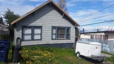 King County Single Family Home For Sale: 3014 SW Charlestown St